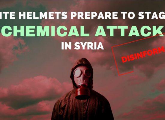 Schmutzkampagne gegen zivile Retter in Syrien dauert an