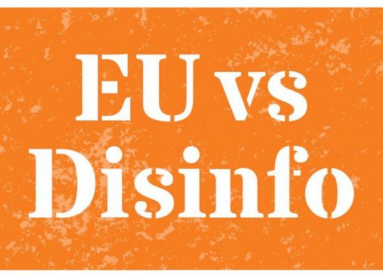"StopFake supports East StratCom Task Force initiative ""EU vs Disinfo"""