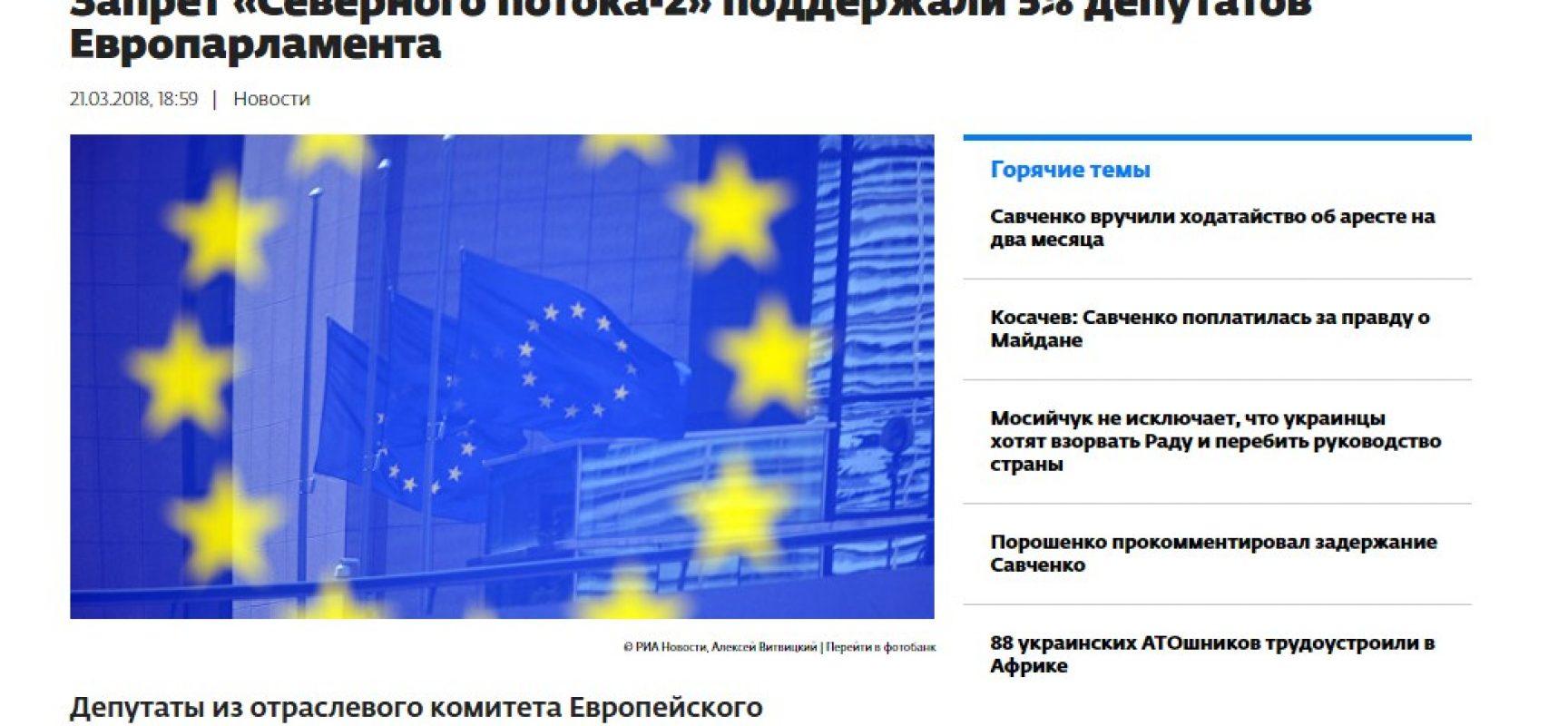 Manipolazione il divieto del nord stream 2 stato for Streaming parlamento