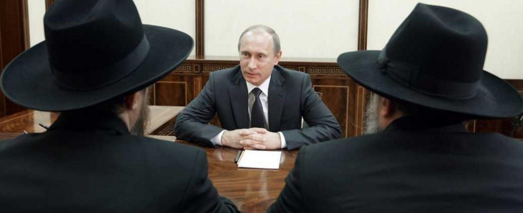 Putin has two reasons for playing 'the Jewish card,' Yakovenko says