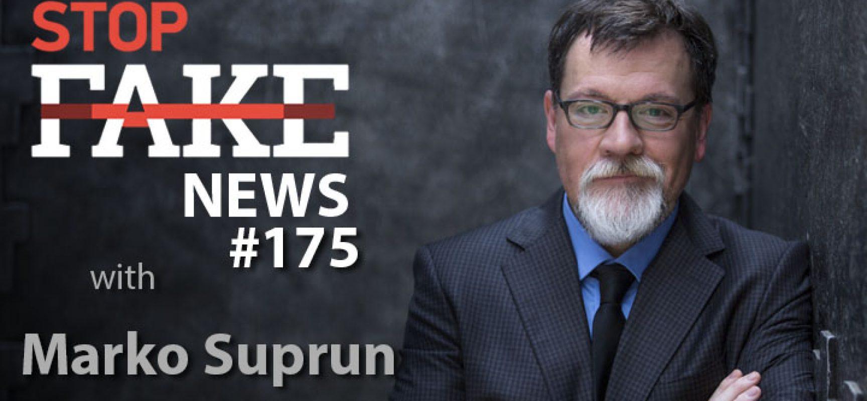 StopFake #175 con Marko Suprun
