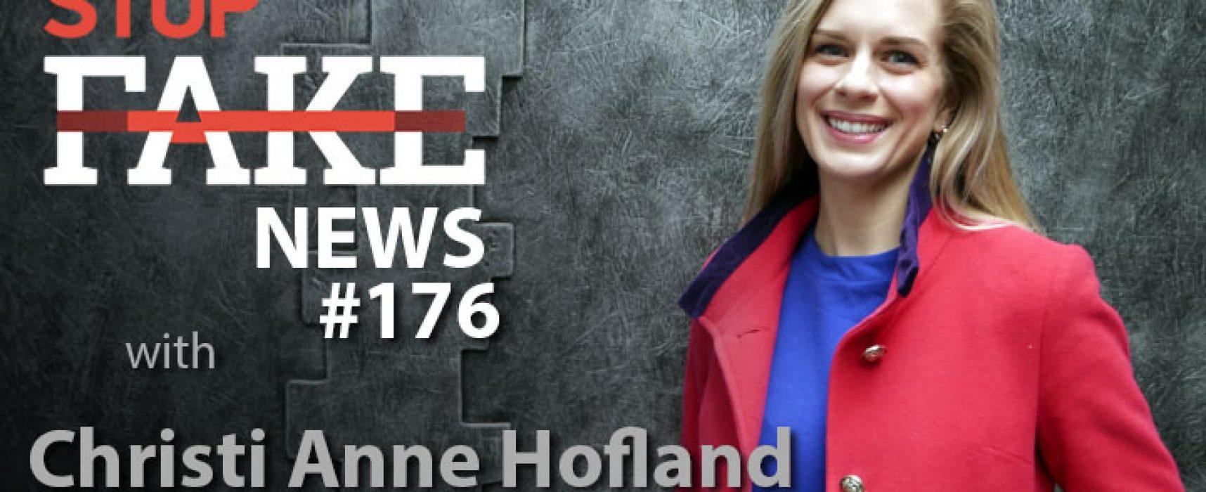 StopFake #176 [ENG] mit Christi Anne Hofland