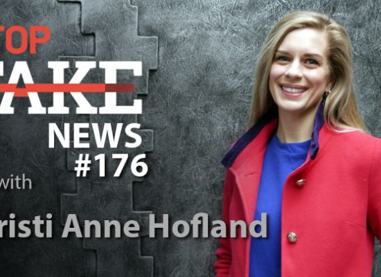 StopFake #176 with Christi Anne Hofland