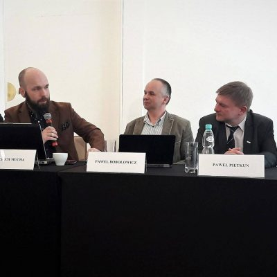 Redaktorzy StopFake PL wzięli udział w debacie dziennikarzy z Polski i Ukrainy