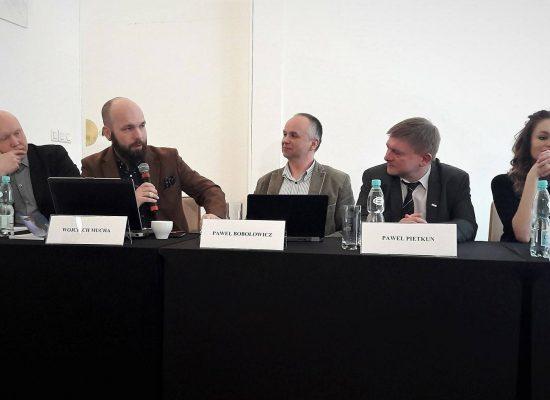 Представители редакции StopFake PL приняли участие в дискуссии журналистов из Польши и Украины