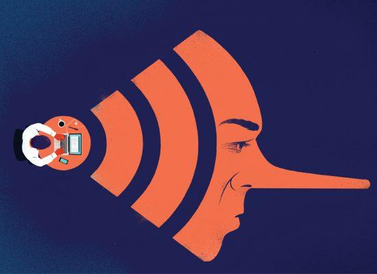 Наука на фронте борьбы с дезинформацией (ч.1)