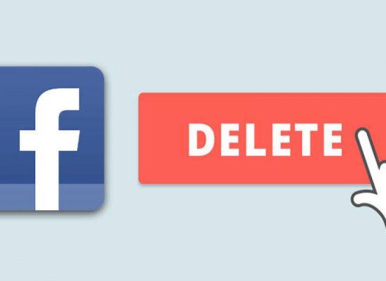 Cómo borrar tu cuenta de redes sociales para siempre