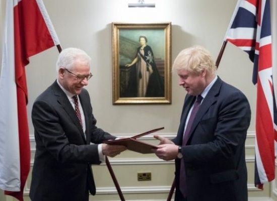 Szefowie polskiego i brytyjskiego MSZ wskazują na Rosję ws. ataku w Salisbury