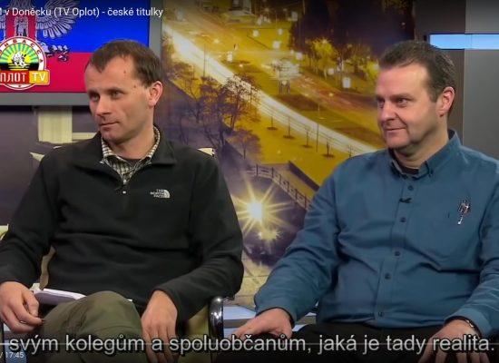 Ondráček, ruská propaganda a Ukrajina