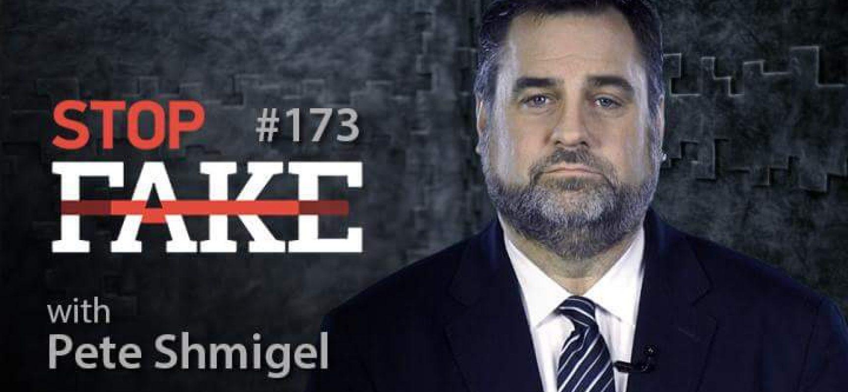 StopFakeNews #173 con Peter Shmigel