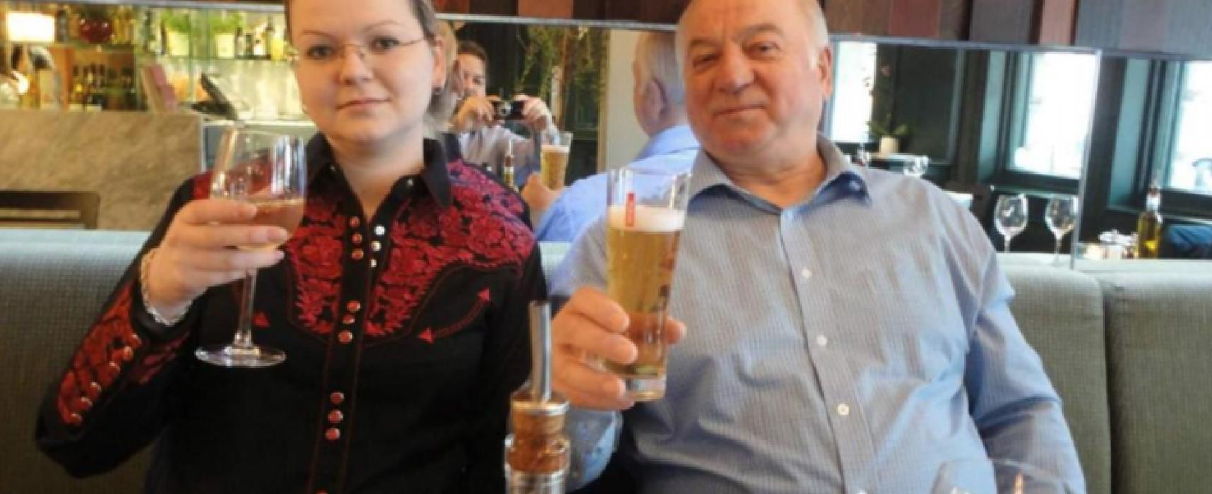 """El """"libro de estrategias"""" de la propaganda rusa en el reflejo de los tuits rusos sobre el envenenamiento del ex espía Sergei Skripal"""