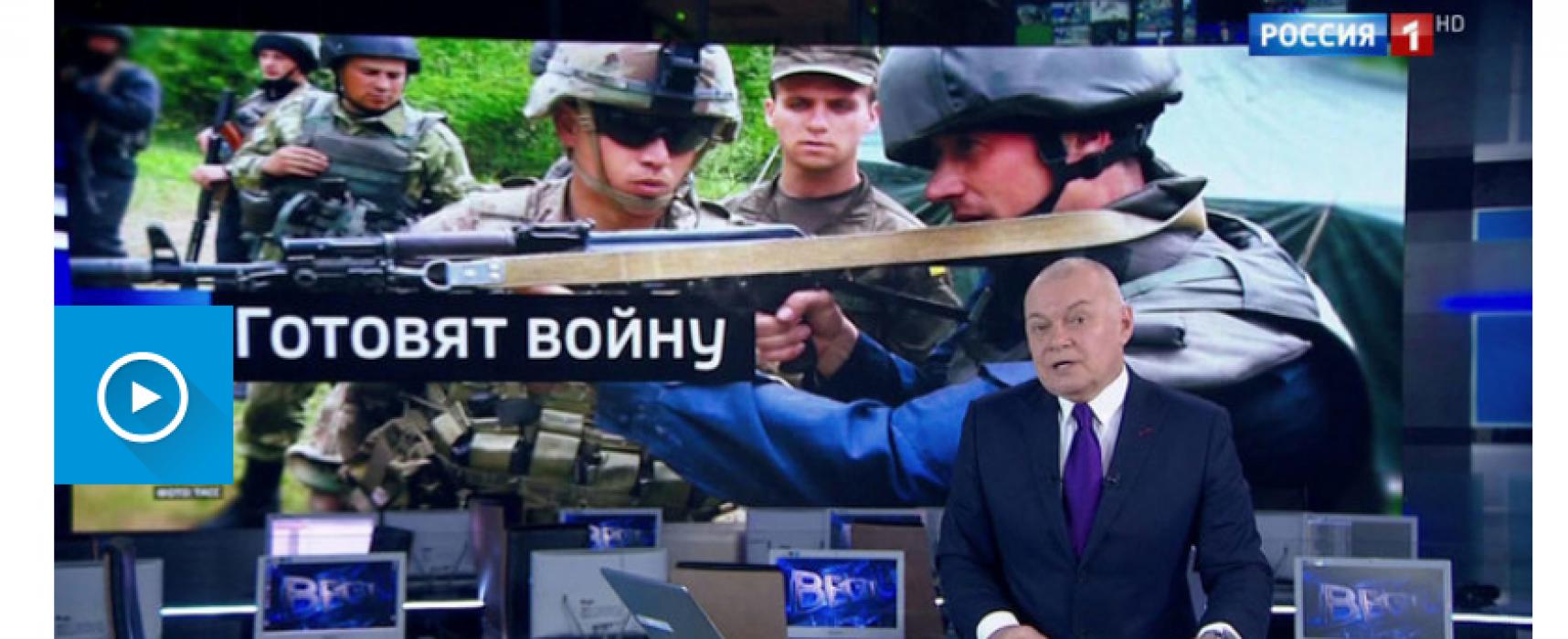 Fake: Kyjev připravuje armádu a nacionalisty na válku