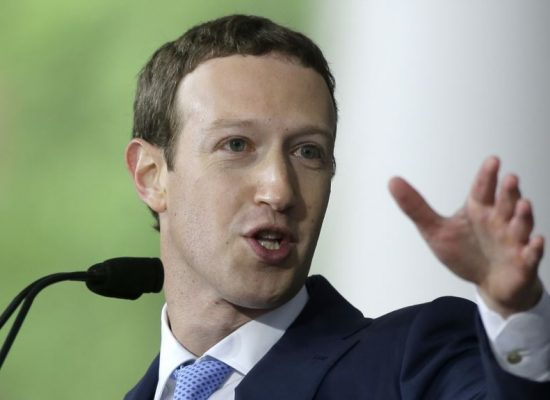 Zuckerberg: Facebook Deleted Posts Linked to Russian 'Troll Factory'