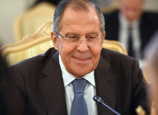 Sergey Lavrov's Fake: The Skripals Were Poisoned by BZ Toxin Used by NATO