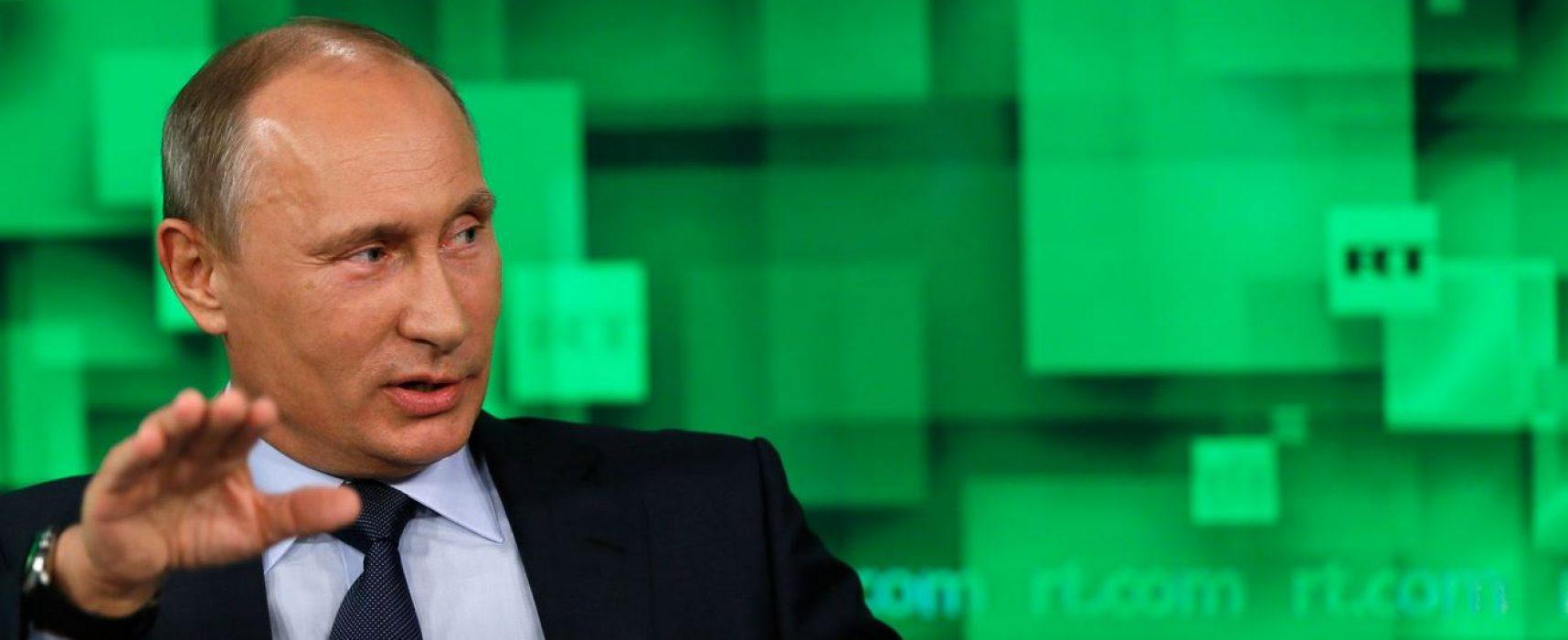 Russia Today może stracić licencję na nadawanie programów w Wielkiej Brytanii