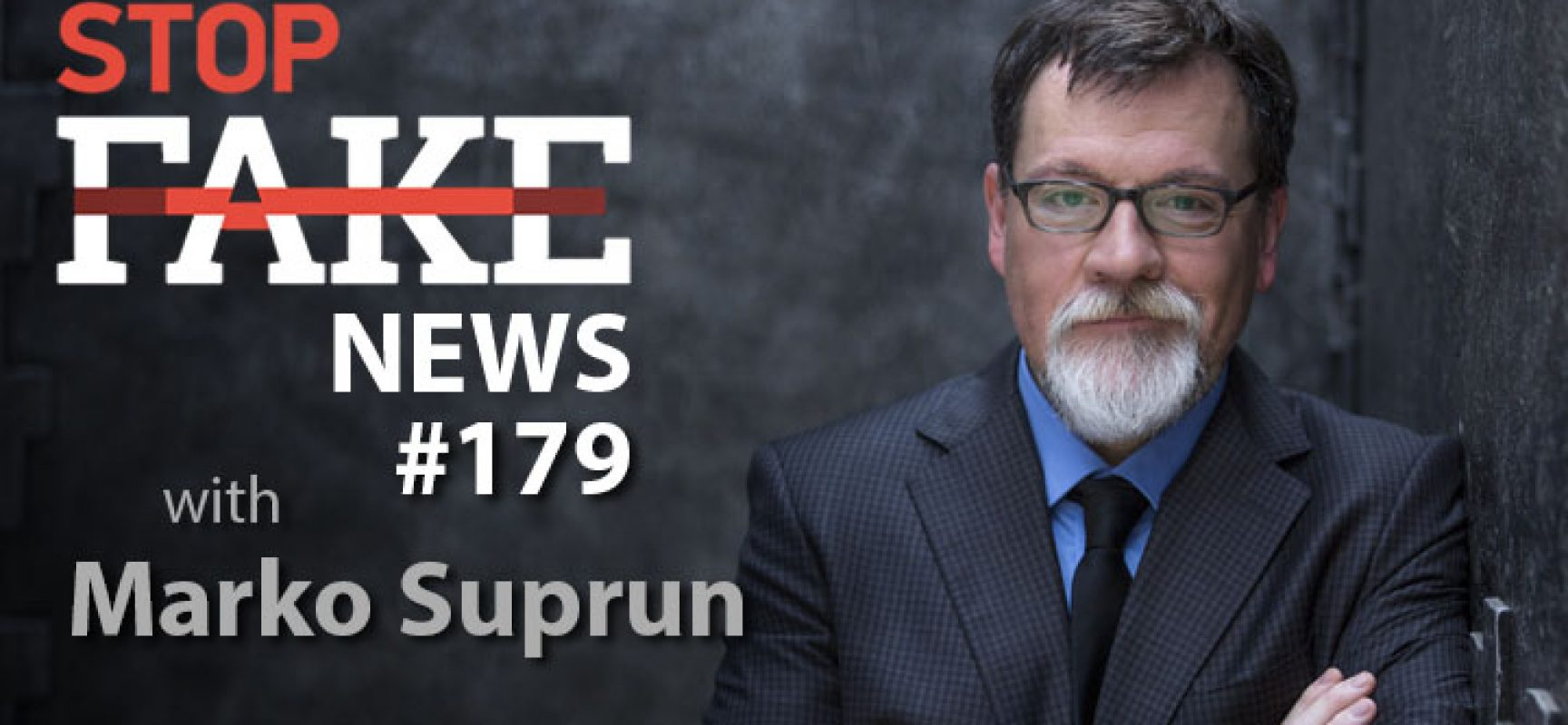 StopFake #179 con Marko Suprun