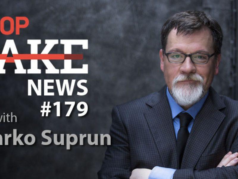 StopFake #179 with Marko Suprun