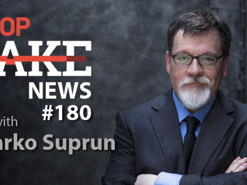StopFake #180 with Marko Suprun