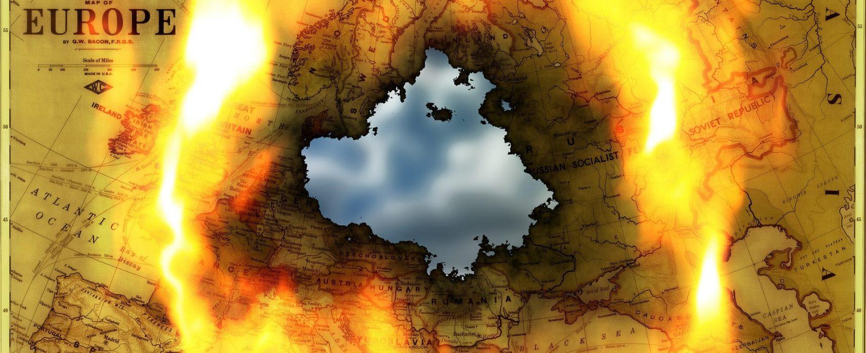 Гибридную войну придумал не Путин