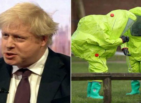Фейк «Вестей»: Британским властям пришлось изменить позицию о российском происхождении «Новичка»