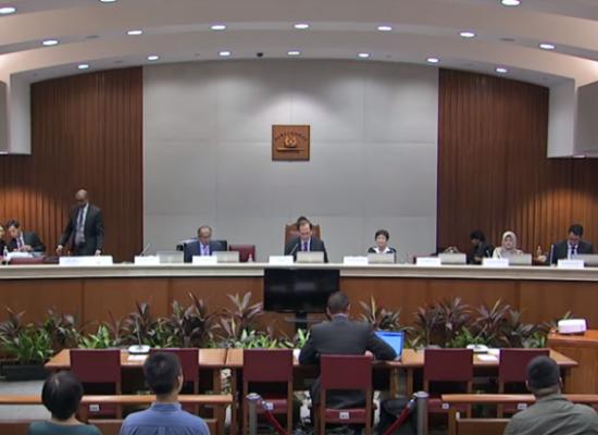 """¿El plan de Singapur para combatir """"falsedades deliberadas en línea"""" reprimirá la libre expresión?"""