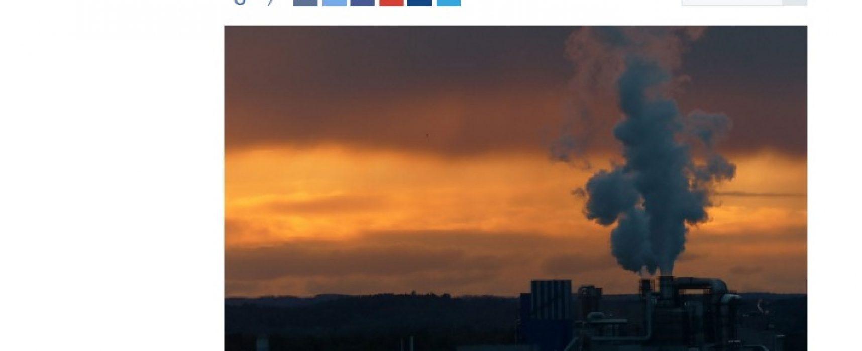 Fake: Ukraine weltweit unter TOP 5 bei Todesfällen durch Luftverschmutzung