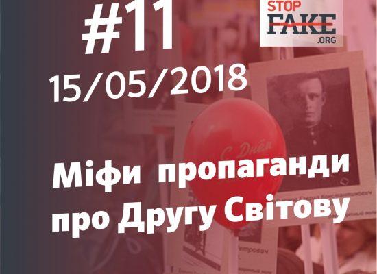 Головні міфи радянської пропагнади про Другу Світову – StopFake.org