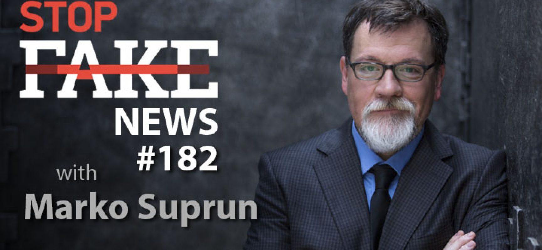 StopFake #182 [ENG] con Marko Suprun