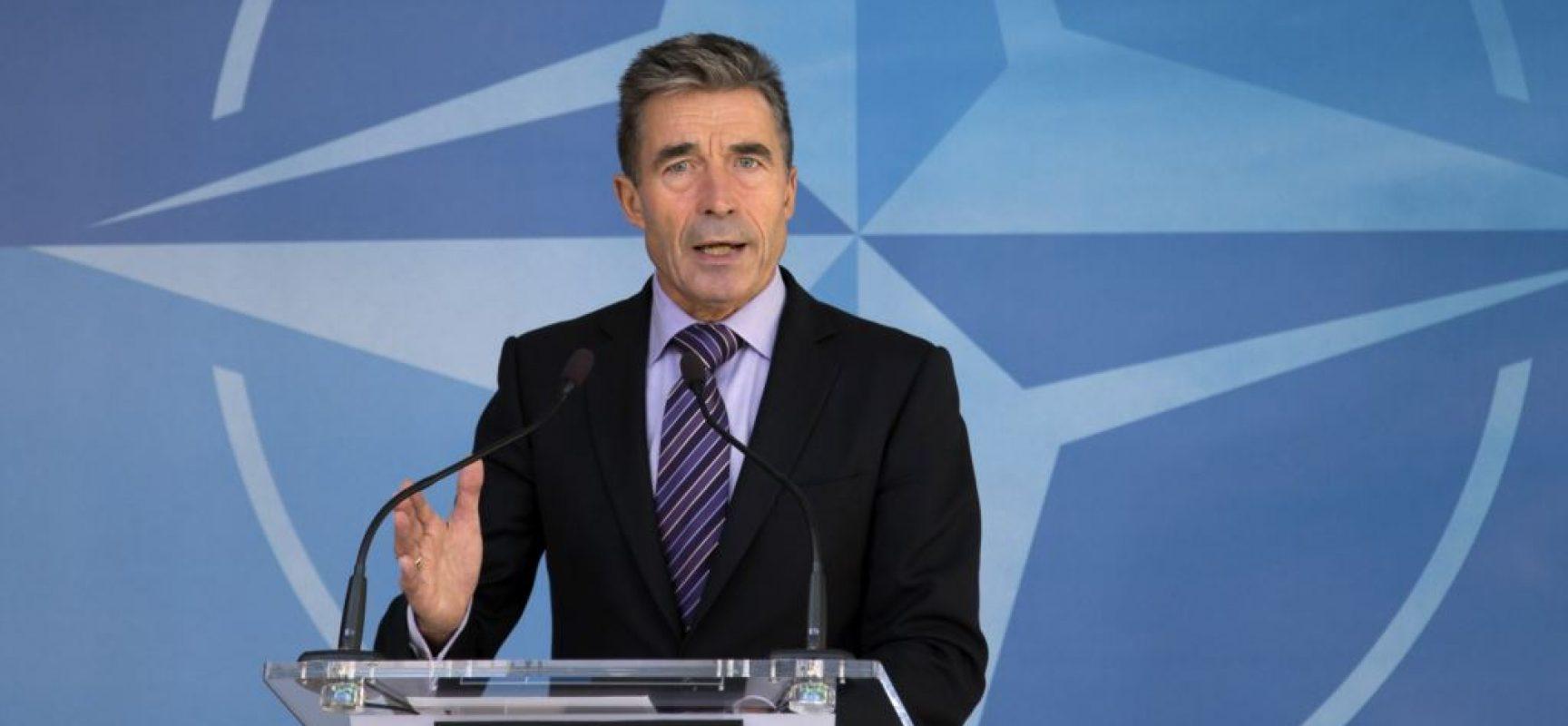 """Rasmussen: """"Mosca farà di tutto per sabotare il voto europeo"""""""