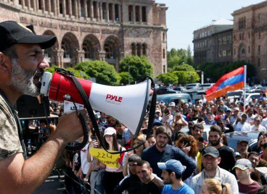 Игорь Яковенко: Армения, Украина, Россия и немного Канта