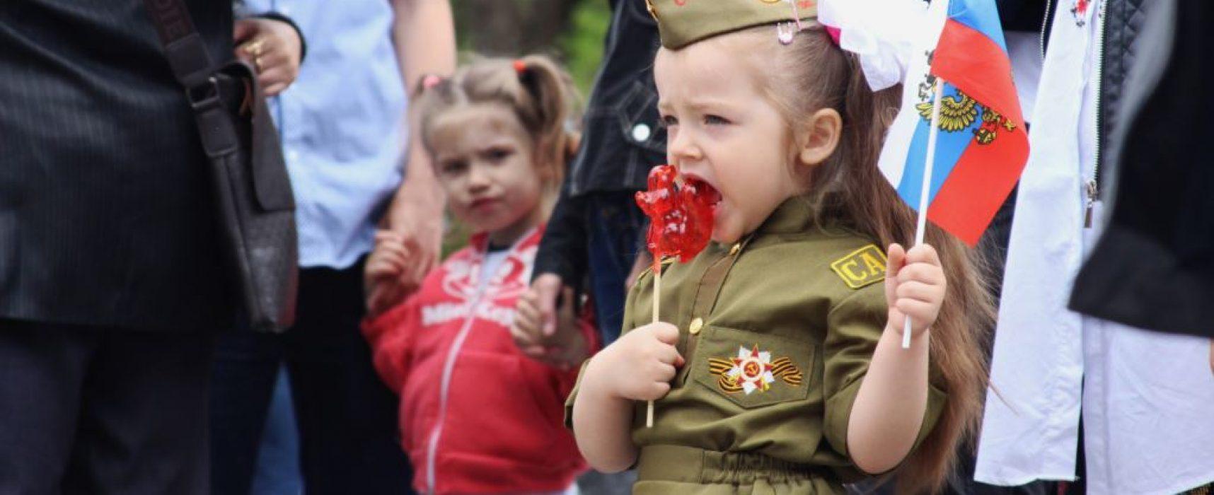 Кримчан привчають до культу смерті і війни – експерт