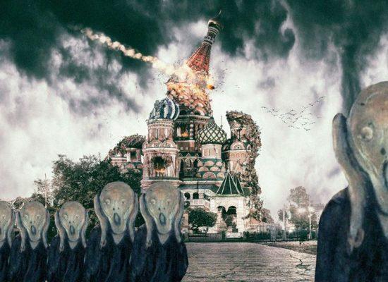 Сирия, страх и Запад. Россияне все сильнее боятся большой войны