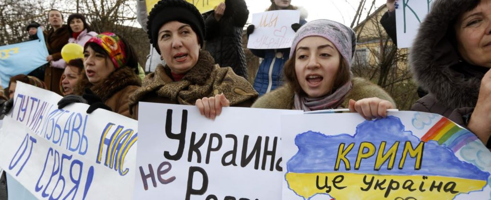 Moscow: Crimea is Russian, UN: It is occupied territory
