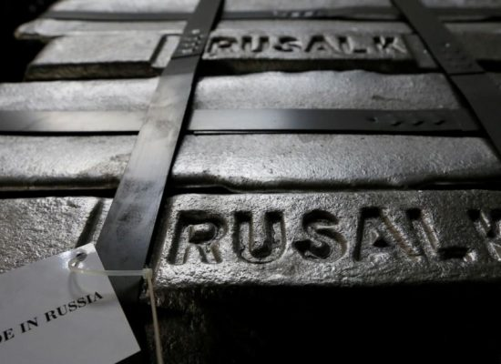 Sanctions on Russian aluminum do no harm to a US automaker, despite Russian claim