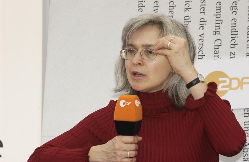 La libertà di stampa in Russia