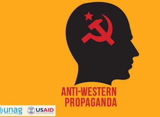Anti-Western propaganda, 2017