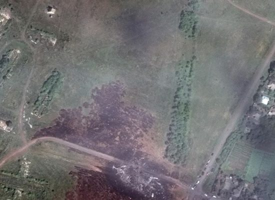 Russia Demands Release of Satellite Images That the U.S. Released 4 Years Ago