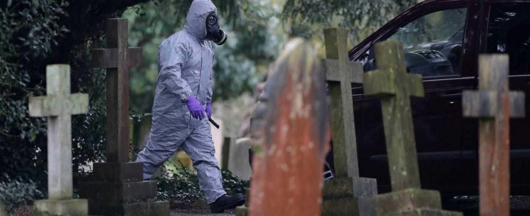 Novichok Poisoning: Russia's Version #38 – False