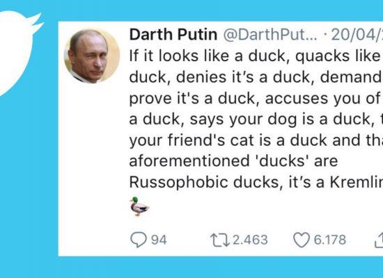 Ko je Dart Putin?