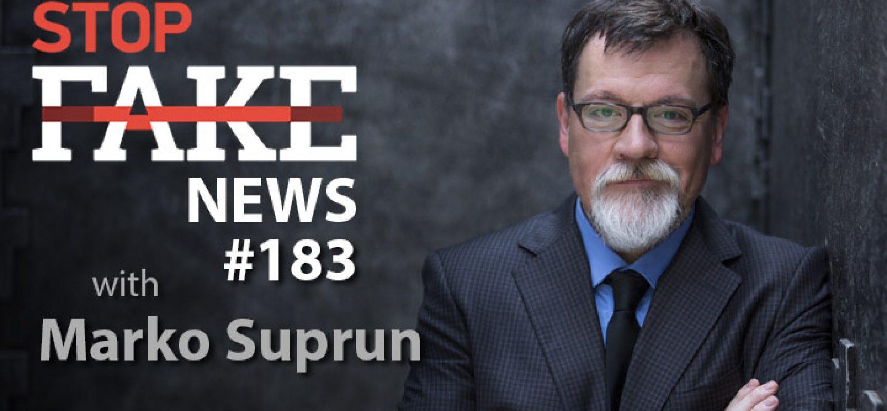 StopFake #183 [ENG] con Marko Suprun