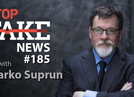 StopFake #185 with Marko Suprun