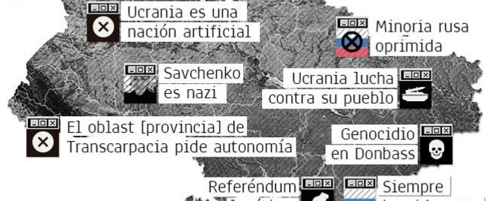 La Vanguardia: La célula de la UE que destapa las 'fake news' de Rusia