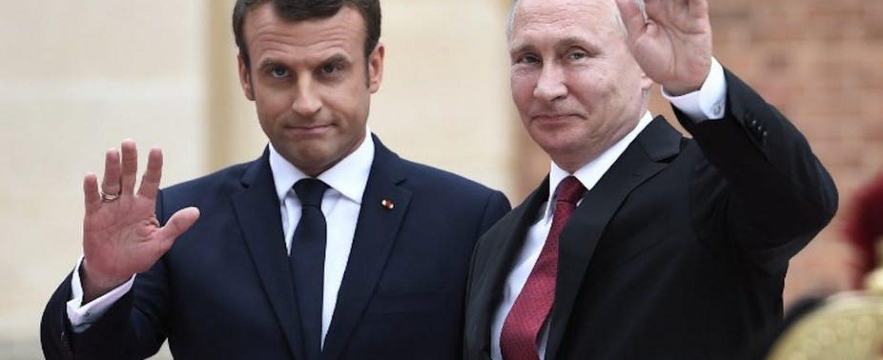 Débat: Comment parler avec laRussie dePoutine