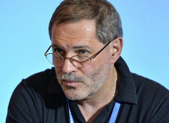 Телеведущий «Первого канала» Михаил Леонтьев: «Армяне, колбаской катитесь»
