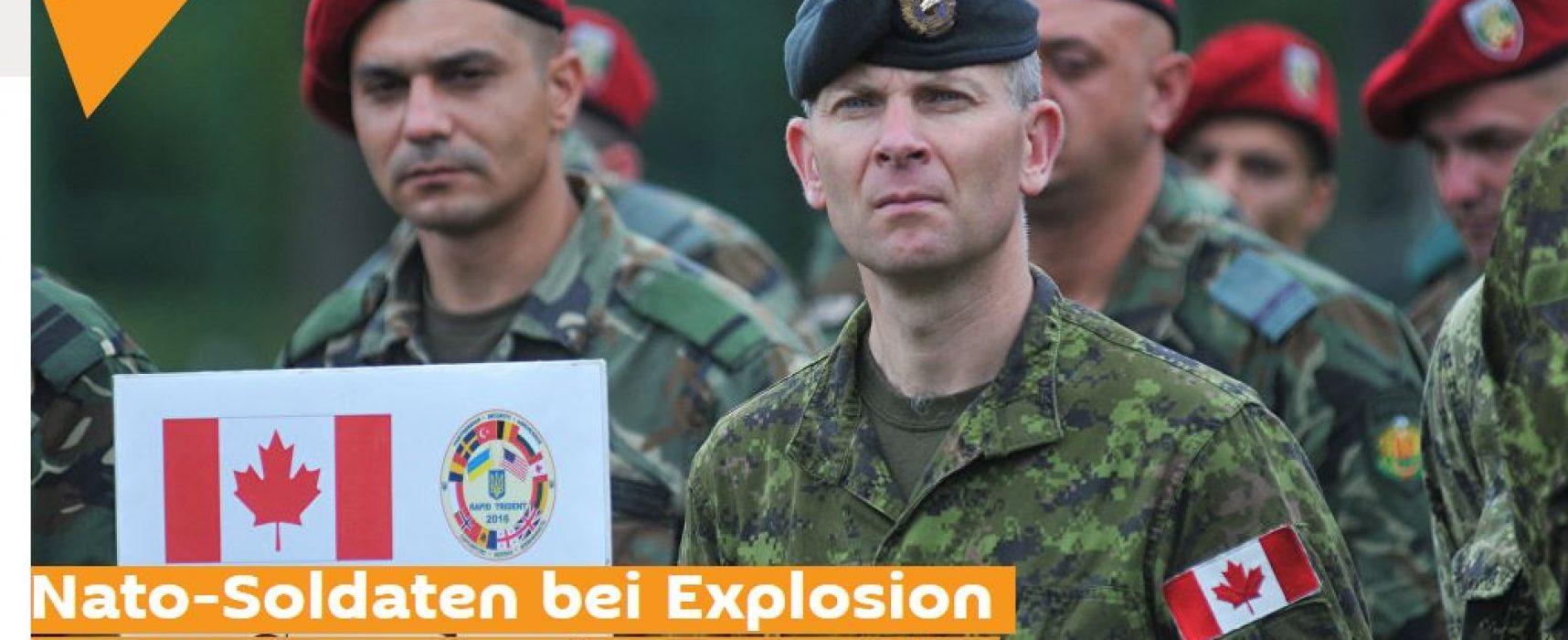 Fake: Drei kanadische NATO-Soldaten im Donbas getötet