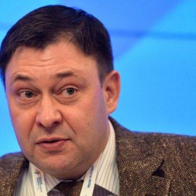 SBU: Le directeur de RIA Novosti Ukraine soupçonné de haute trahison