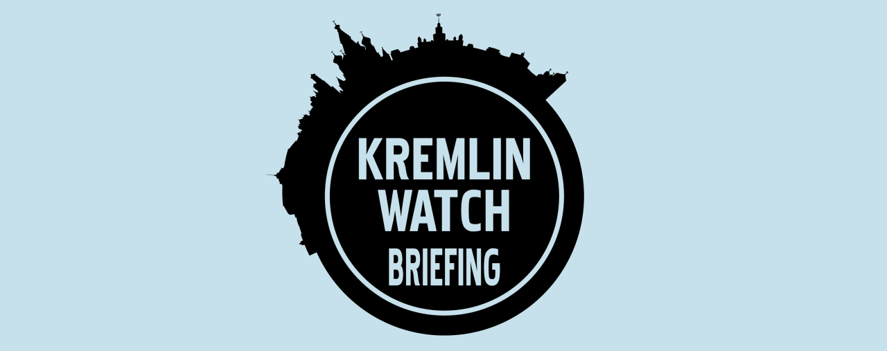 Kremlin Watch Briefing: DisinfoPortal org and Belt and Road