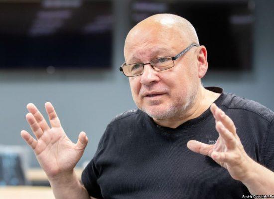 Юрий Луканов: «В Крыму практически все придушили»