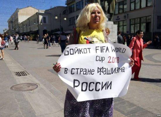 Назарий Заноз: Российская цитадель лжи