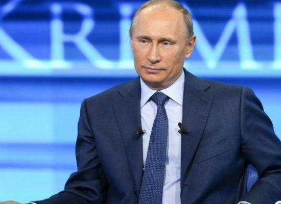 «Своим внукам скажу — не врать». 4 примера лжи Путина в ходе прямой линии